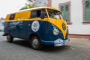 Volkswagen Bus Typ 1, Baujahr 1962
