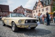 Oldtimer-Rallye: Nibelungenfahrt 2014, 26. April Groß-Umstadt
