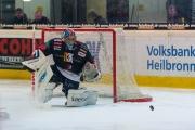 Heilbronner Falken gegen EHC Lausitzer Füchse, 24.10.2014