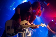 Iron Made In Germany im 7er Club Mannheim, 27.12.2014