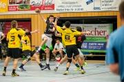 TV Groß-Umstadt gegen SV Anhalt Bernburg, 02.02.2014