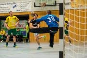 TV Groß-Umstadt gegen HSV Bad Blankenburg, 09.02.2014