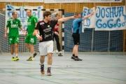 Handball TV Groß-Umstand gegen SC Magdeburg II, 24.02.2014