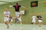 Bezirkspokal-Finale: SG Rot-Weiss gegen TV Groß-Umstadt, 27.02.2014