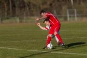 Kreisliga A: FV Eppertshausen gegen PSV Groß-Umstadt, 9. März 2014
