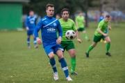 Kreisoberliga: TSV 08 Richen gegen SG Sandbach, 16. März 2014