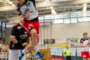 TV Groß-Umstadt gegen GSV Eintracht Baunatal am 6. April 2014