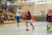 Neujahrsturnier des TV Groß-Umstadt: Eröffnungsspiel TV Groß-Umstadt gegen TV Großwallstadt