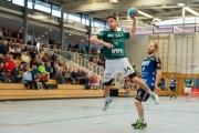 Neujahrsturnier: TV Hüttenberg gegen DJK Rimpar Wölfe