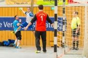 TV Groß-Umstadt II gegen TV Kleinwallstadt, 31.01.2015