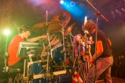Iron Made in Germany beim New Wave of British Heavy Metal-Gig in Weiher 2015