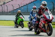 Saisonfinale der Superbike IDM in Hockenheim am Sonntag, 27. September 2015