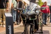 Kawasaki beim Glemseck 101 - 5. September 2015