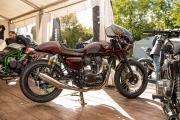 Glemseck 101: Umbau Kawasaki W800