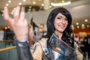 Cosplay auf der Frankfurter Buchmesse
