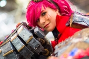 League of Legends Cosplay auf der Dokomi 2016 - Vi
