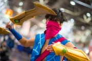 League of Legends Cosplay auf der Dokomi 2016 - Ekko