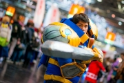 League of Legends Cosplay auf der Dokomi 2016 - Garen