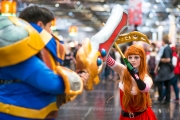 League of Legends Cosplay auf der Dokomi 2016 - Garen, Katharina