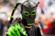 League of Legends Cosplay auf der Dokomi 2016 - Thresh
