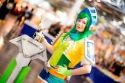 League of Legends Cosplay auf der Dokomi 2016 - Riven