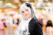 Nanoe Jinshigo am Sonntag auf der Dokomi 2016