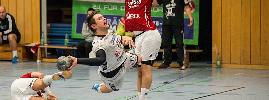 Handball: TV Groß-Umstadt gegen HC Elbflorenz Dresden