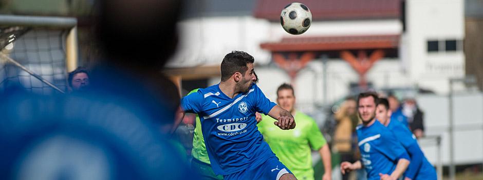 TSV 08 Richen gegen SG Sandbach