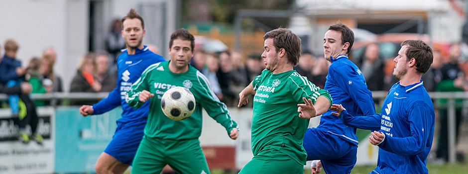 TSV Richen gegen SpVgg Groß-Umstadt