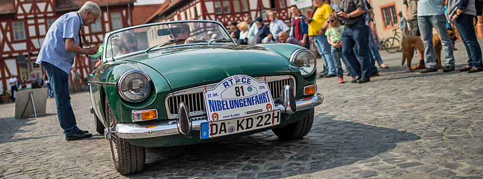 MG B Roadster, Baujahr 1968
