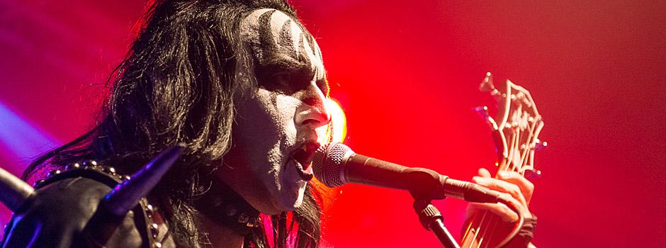 A KISS Tribute in Mannheim, 7er Club, 27. Dezember 2014