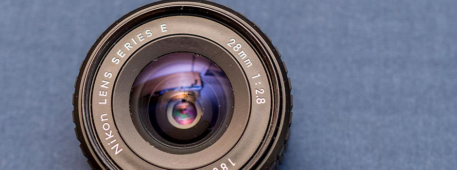 Nikon 28mm 1:2.8 Series E