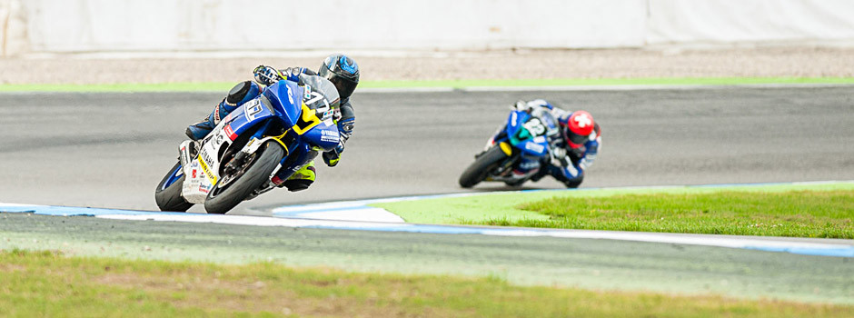 Saisonfinale der Superbike IDM in Hockenheim am Samstag, 26. September 2015