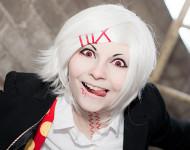 Juuzou Suzuya aus Tokyo Ghoul