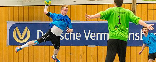 TV Groß-Umstadt II gegen TV Kleinwallstadt