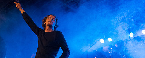 Iron Made in Germany im Caktuszelt auf dem Winzerfest 2014