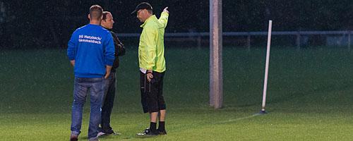 Frauenfußball TSV Richen gegen SG Hetzbach/Gammelsbach