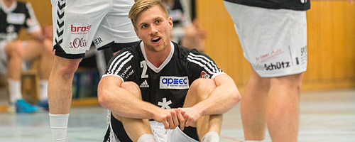 TV Groß-Umstadt gegen DJK Rimpar Wölfe